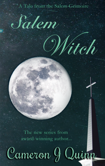 Salem Witch Paranormal Romance