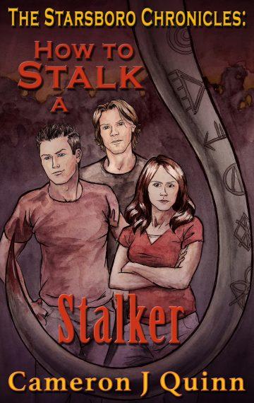 How to Stalk a Stalker (Starsboro #3)