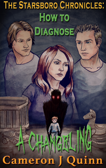 How to Diagnose a Changeling (Starsboro #2)