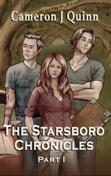 The Starsboro Chronicles Part 1 (Starsboro 1-6 +a bonus)