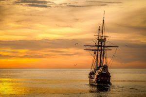 Ship, colonies