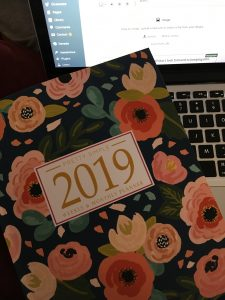 Cameron J Quinn's Planner Resolutions